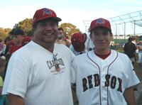 Steve Weissman and Joe Abarr